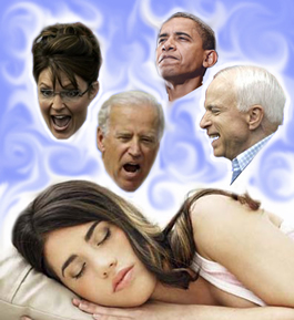 Which candidate are you dreaming of?