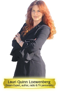 Dream expert and author Lauri Quinn loewenberg